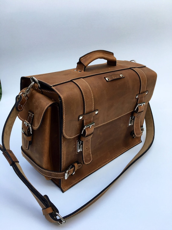 13 inches laptop 3 access in briefcase, Complex organizer Bag, Messenger Bag, Doctor bag, Multi compartmented bag, Organiser
