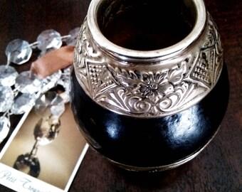Small mediterranean jar.