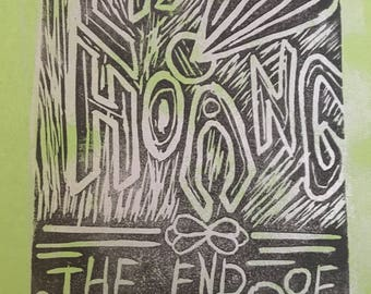 The End of Something Great by Lily Hoang
