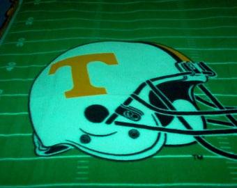 Tennessee Football Throw