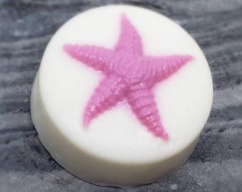 Starfish Soap, Gift Soap, Guest soap, Bathroom Soap, Surf Life, Nautical Wedding soap