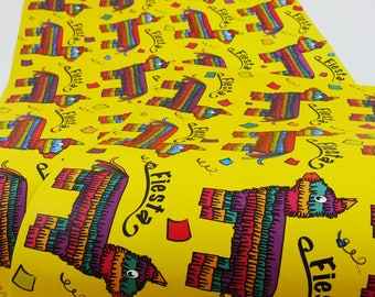 Fiesta Eco Wrapping Paper