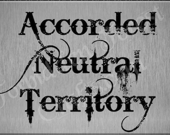 Dresden Files Accorded Neutral Territory