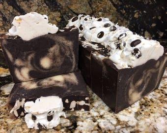 Mocha Latte Goat Milk Soap by Nanny's Udderly Smooth