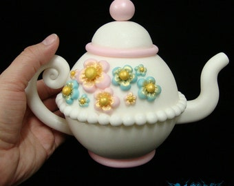 Teapot Cake Topper