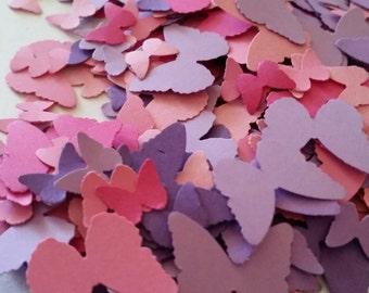 Butterfly Confetti, Butterfly Baby Shower, Pink Butterfly, Purple Butterfly,
