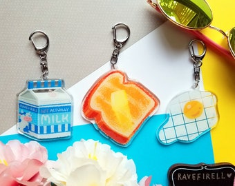 American Breakfast XL Charms