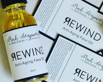 Rewind - face oil
