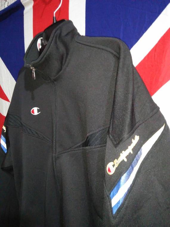 Jacket Rare Track Original Product 1980s Japan Jaspo Vintage Champion Decente FSxgz