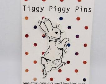 Peter Rabbit Pin