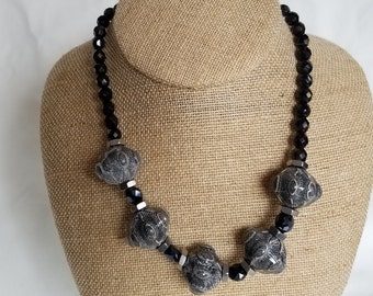 Alien Orb Necklace