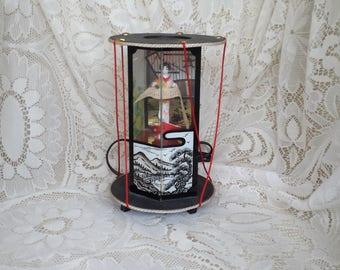 Vintage Gesiha Lamp