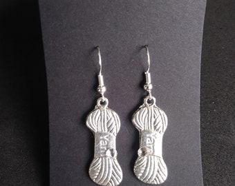 Knitter's Earrings