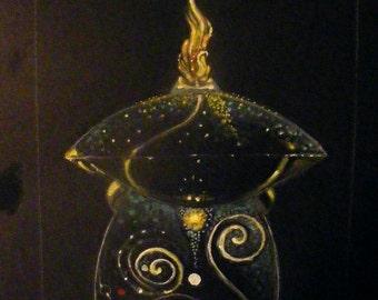River Lamp