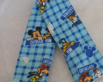 Mickey & Friends Ergo Strap Drool Covers Disney Baby Toddler