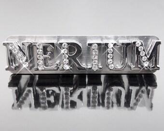 Nerium Swag Nerium Pin Rhinestone Nerium Jewelry Nerium Lapel Pin Nerium Button Nerium Bling Nerium Gift Ambassador Gift Nerium Brooch