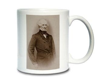 Coffee Mug; Cornelius Vanderbilt Cm2