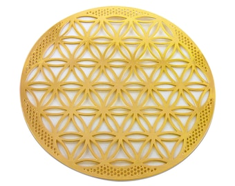 Flower of Life  Wall or Shelf Ornament  YA-50