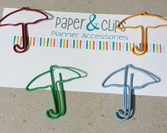 1 Umbrella Paperclip