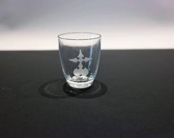 Glass shooter Kingdom Hearts - Nobody's emblem