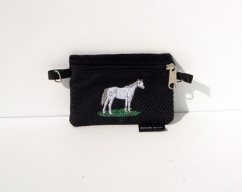 White Horse Coin Purse