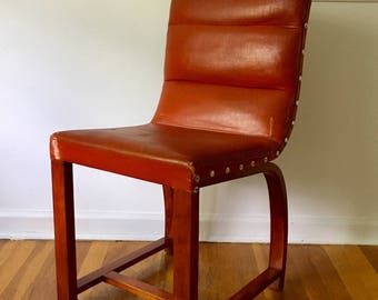 Gilbert Rohde For Heywood Wakefield Chair