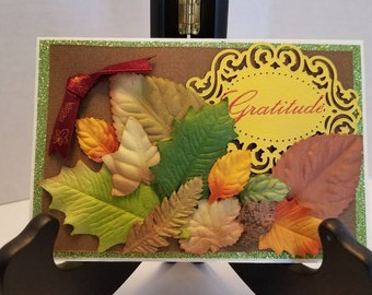 Joyful Thanksgiving.  Thanksgiving Card