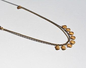 Grumpy Necklace