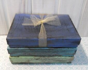 Little blue box Etsy