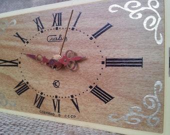 Clock Mechanism - Clock Parts - SLAVA