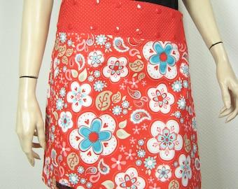 Reversible skirt #10397