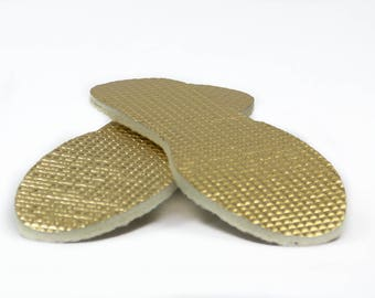 Thick Fleece Insoles.