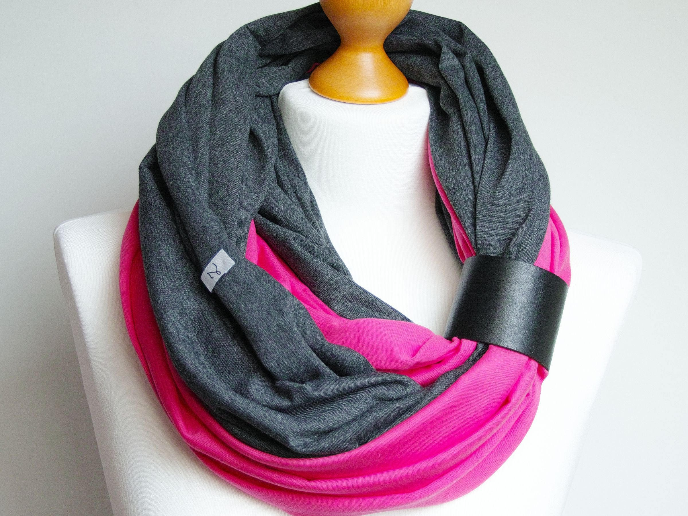 in gift scarves her fullxfull by fashion for il listing scarf infinity jersey autumn colour zojanka winter ideas taupe