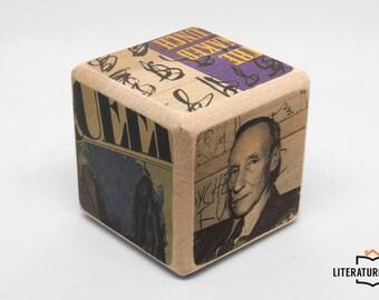 Writer's Block: William S. Burroughs