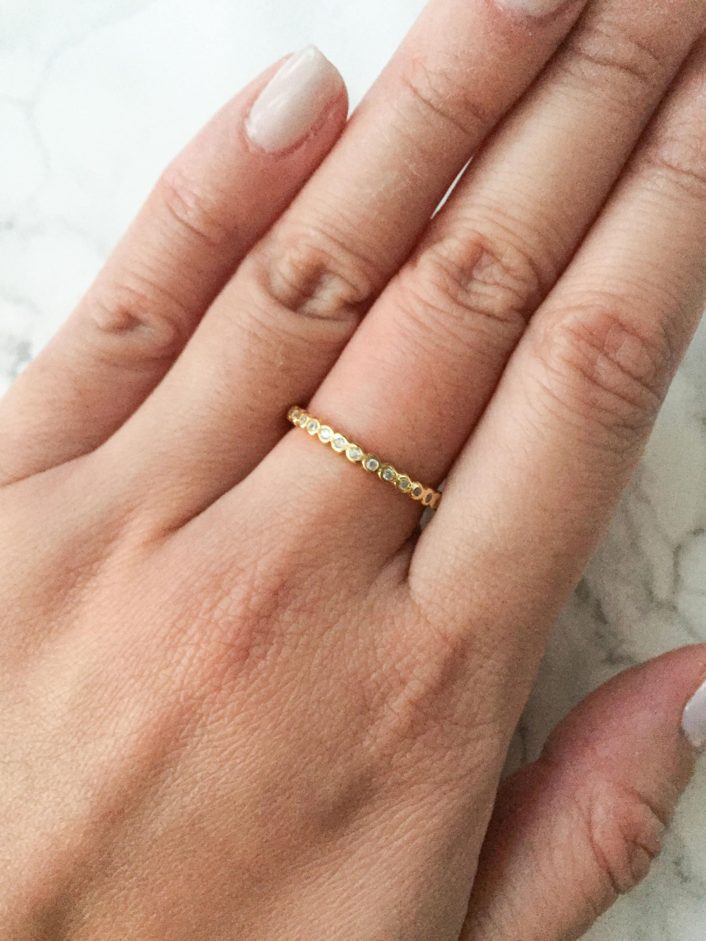 bands gold with ring design pin available rope promise diamond band startling yellow infinity review dainty
