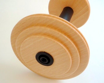 Bulky Bobbin for Louet S10, Louet Bulky Spinning Wheel Bobbin, Louet Bulky Bobbin For Louet S10 Spinning Wheels and models s15, s17, s51