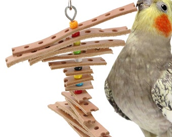 1189 Holey Bird Toy