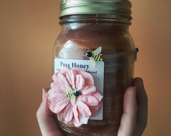 Pure Honey Candle
