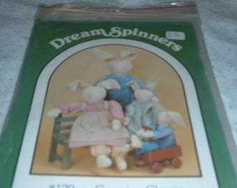 Dream spinners 120 country Clover Rabbits clothes