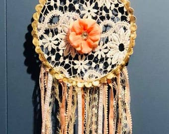 Custom made dream catcher