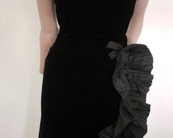 Toreador dress, 1950