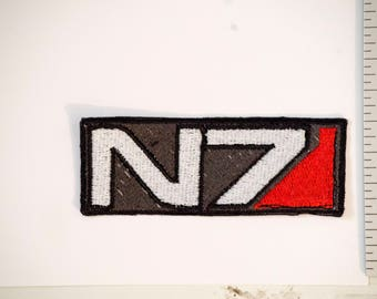 Mass Effect N7 Patch