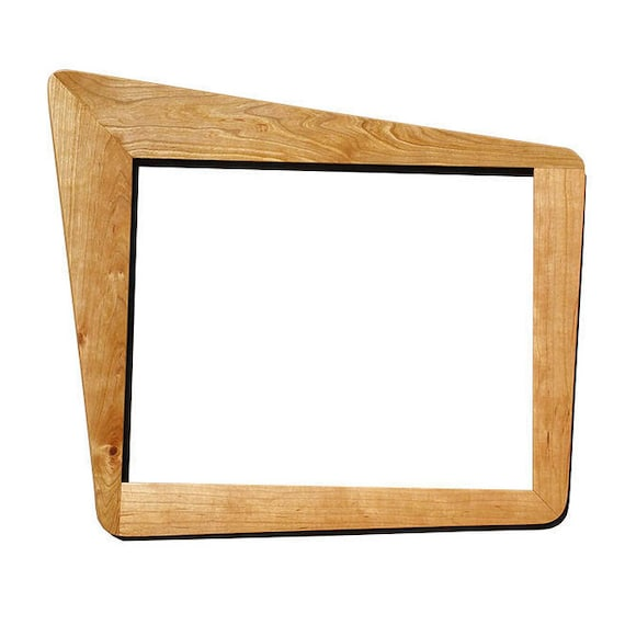 Retro Trapezoid Picture Frame Carlo of Hollywood Style Frame