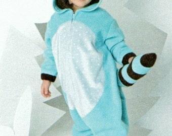 Raccoon costume etsy more colors raccoon costume solutioingenieria Gallery