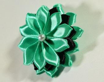 Flower Hair Clip Set