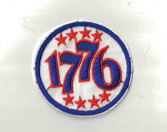 1776 -  1970's Vintage Sewing patch Applique