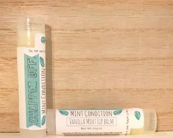Mint Condition - Vanilla Mint Lip Balm