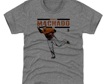 Manny Machado Youth Shirt | Baltimore Baseball | Kids T Shirt | Manny Machado Play O