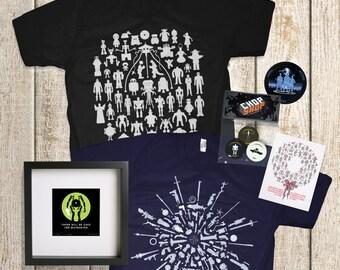 Chop Shop's SciFi & Fantasy Pop Icon Custom Gift Set