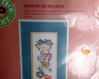 "From The Heart/Ribbon Of Hearts Kit/9"" by 12"" With Mat As Shown"